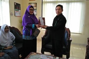 Penjemputan Siswa Prakerin SMK Muhammadiyah Sampit