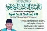 Turut Beduka Cita Wakil Ketua PTA Semarang